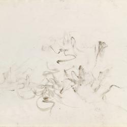 謝景蘭,No.147,1967,墨水/紙,50 x 64 cm