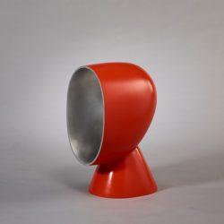 郭旭達,小紅帽,2016,烤漆/ 鋁,40.5 × 21 × 26 cm