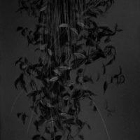 林延,伴侶 #4,2004,色粉筆、鉛筆 / 紙,150 × 100 cm