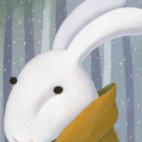 黃本蕊,曾經,邂逅(之一),2014,壓克力顏料/畫布,76 x 61 cm