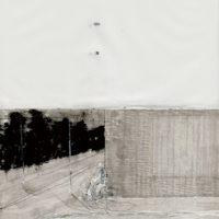 鄭帛囪,無題 no. 007,2014,紙上繪畫,25.5 x 20.5 cm