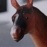 林彥瑋,玩物參照 04,2012,油彩/畫布,38 x 45 cm