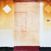 陳伯義,層跡(高雄 紅毛港 海汕1路99號—吳清宅),2006,攝影(3D數位輸出於鋁塑版),122 x 154 cm