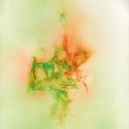 謝景蘭,No. 114,1969,油彩/畫布,41 x 33 cm