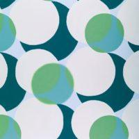 林明弘,無題 - 聚,2012,壓克力顏料/畫布,300 x 225 cm (傳播學/ 人類學)