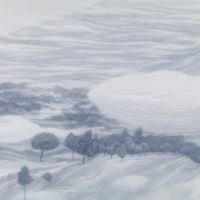 林煒翔,晃遊 (七),2012,油彩/畫布,162 x 227 cm