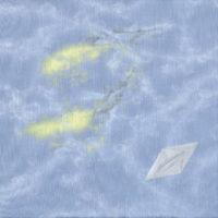 郭淳,曳 9,2008,油彩/畫布,40 x 40 cm
