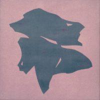 吳東龍,符號-61.,2009,油彩/畫布,120 x 120 cm