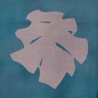 吳東龍,符號-68.,2010,油彩/畫布,120 x 120 cm