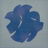 吳東龍,符號-69.,2010,油彩/畫布,120 x 120 cm