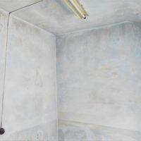 陸亮,空鏡-2,2018,油彩/畫布,54.5 x 59 cm