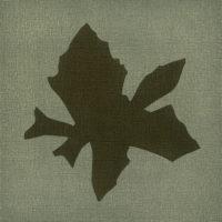 吳東龍,小符號-48,2019,油彩/畫布板,60 x 60 cm