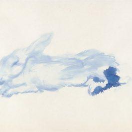 劉小東,《金城小子版畫系列》,2013,版畫,35.5 x 50 cm