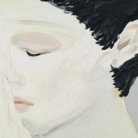 黃華真,安靜,2013,油彩 / 畫布,112 x 162 cm