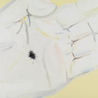 黃華真,芥菜種,2013,油彩 / 畫布,112 x 162 cm