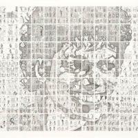 U-die,Are nitsuite no mudabanashi 2,2010,鉛筆/藝術微噴,100 x 137 cm丨Ed. 3/10