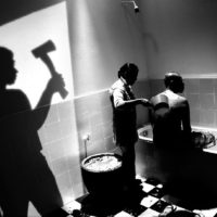 WONG Hoy Cheong, Chronicles of Crime : Mandi Bunga / Bath of Flowers, 2006, Digital prints, 84 x 120 cm (Set of 10) 6 Ed. + 2 AP
